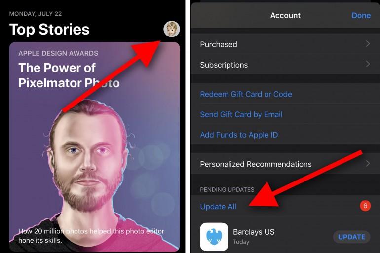 Jak App Store zmieni się po aktualizacji do iOS 13?