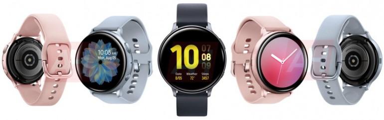 Samsung Galaxy Watch Active 2 zostanie zaprezentowany już 5 sierpnia