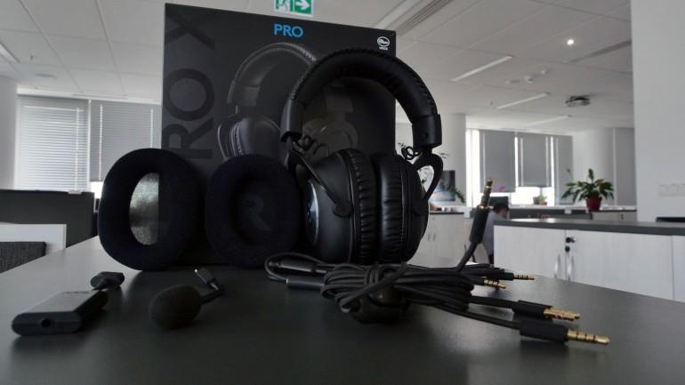 Logitech G PRO X Gaming Headset - test zestawu słuchawkowego