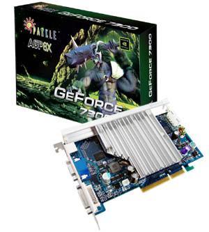 Nowa karta Sparkle przeznaczona dla magistrali AGPx8