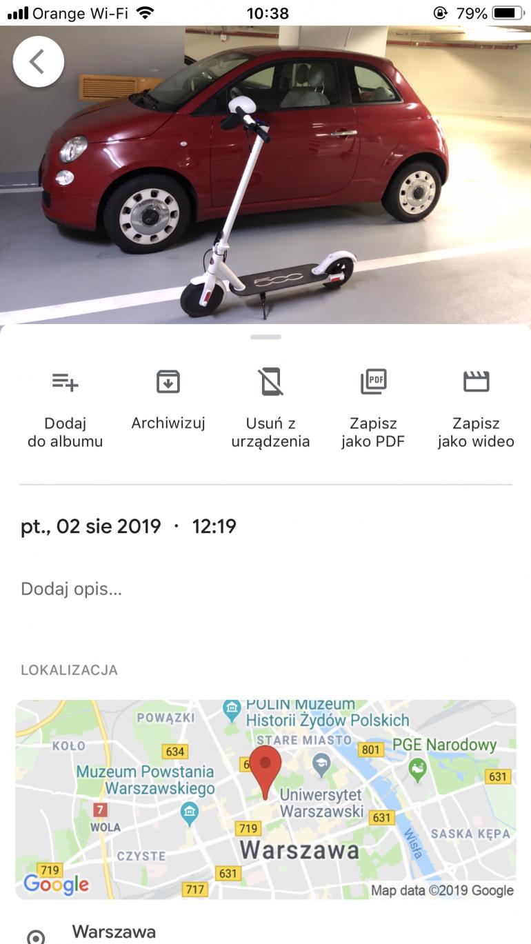 Jak tworzyć kopię zapasową na iPhone/iPad przy użyciu Zdjęć Google