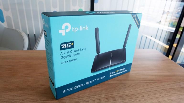 TP-Link Archer MR600 - test wydajnego routera z modemem 4G+