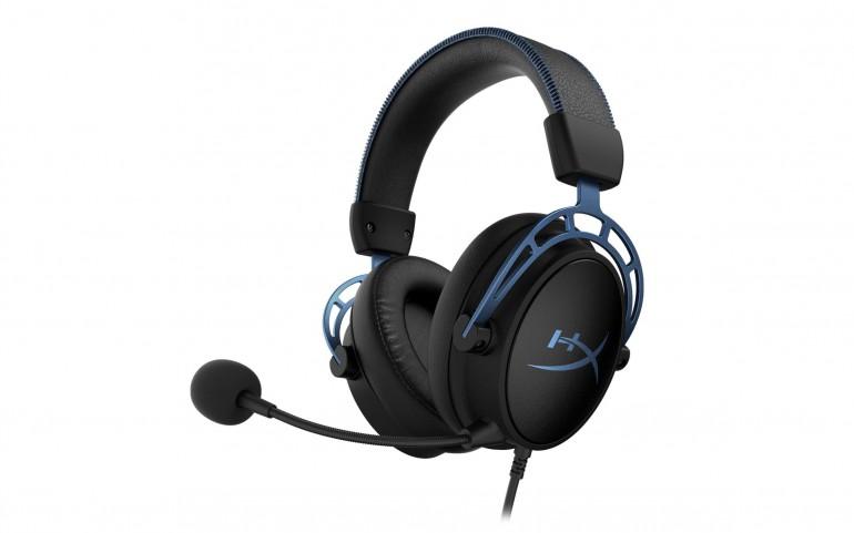 Słuchawki HyperX Cloud Alpha S zaprezentowane na Gamescon