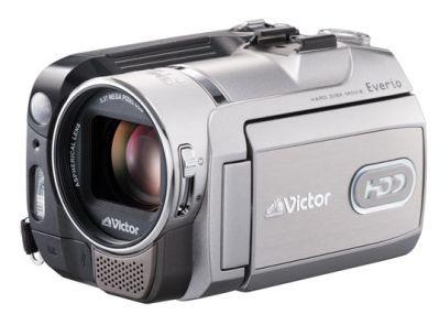JVC: nowe kamery z serii Everio