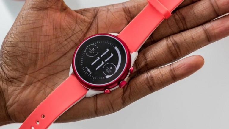 Fossil Sport - ciekawy smartwatch, słaba bateria