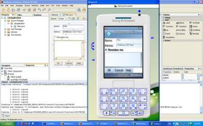 NetBeans Mobility Pack for CDC 5.5