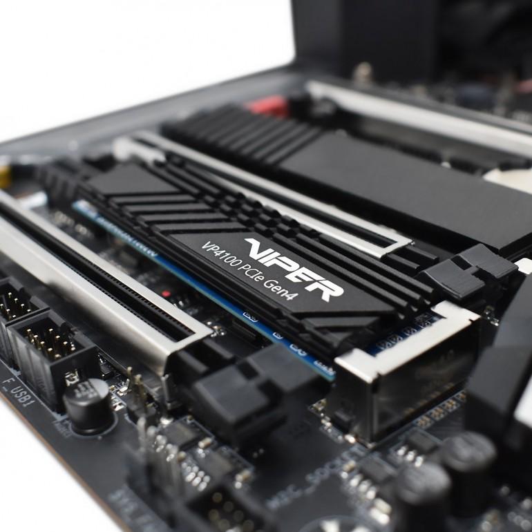 Najszybszy dysk na rynku - Patriot Viper VP4100 M.2 2280 PCIe Gen4 x 4