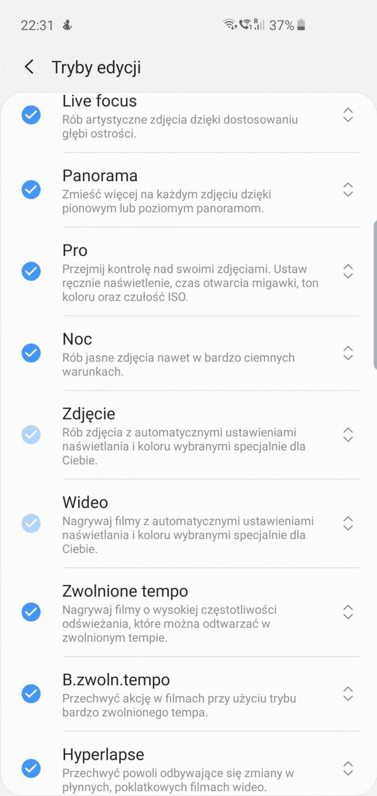 Samsung Galaxy S10 - wskazówki i porady