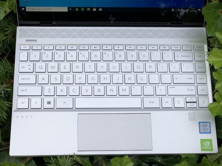 HP Envy 13 (2019) - test designerskiego ultrabook'a z MX250