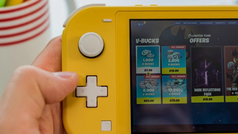 Nintendo Switch Lite - recenzja przenośnej konsoli