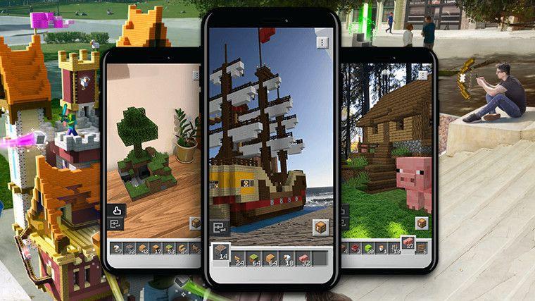Minecraft Earth: Дата выхода, бета-версии, трейлеры и геймплей