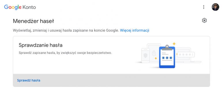 Google wprowadza nowe narzędzie sprawdzania haseł