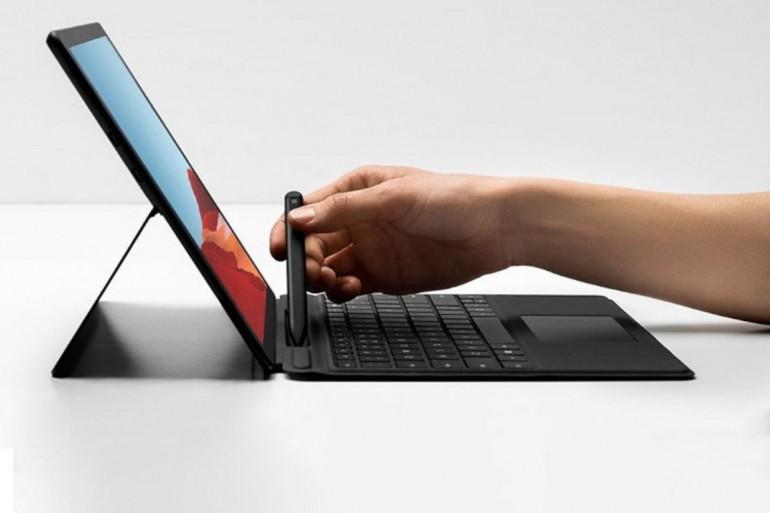 Microsoft Surface Pro X - lekki i cienki tablet z procesorem ARM