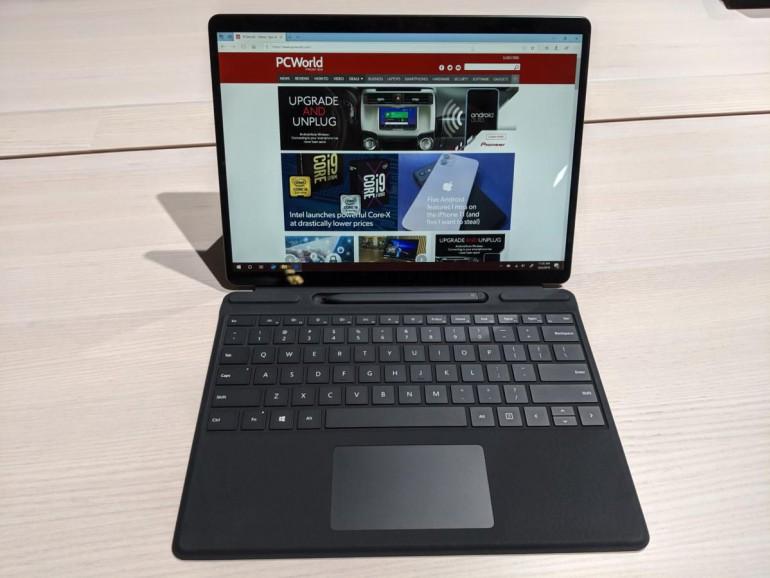 Surface Pro X to duży krok naprzód - pierwsze wrażenia