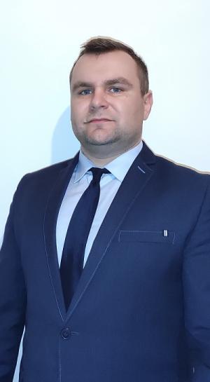 Dariusz Troszczyński, Kierownik działu Badania i Rozwój  & Serwisu Posprzedażnego, Black Point.