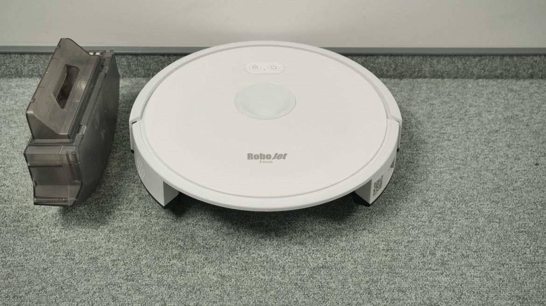 RoboJet Focus - mopowanie na mokro i atrakcyjna cena