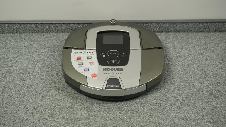 Robo Com 3 Hoover - tani flagowiec z WiFi