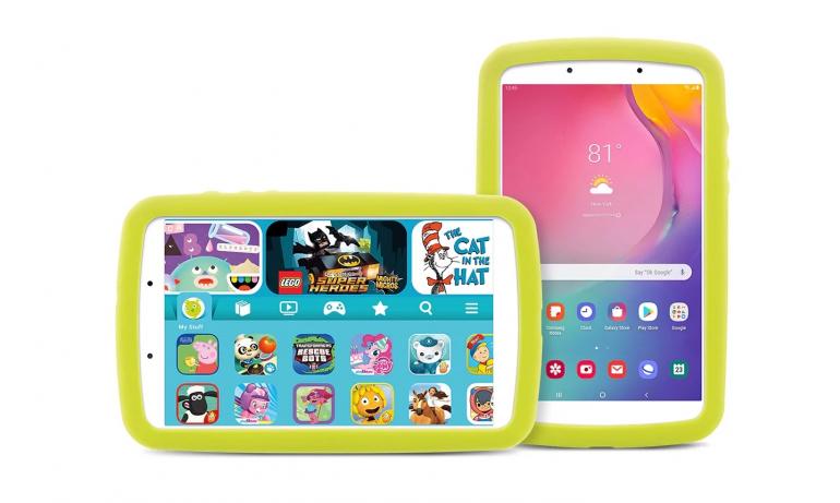 Samsung niespodziewanie zaprezentował Galaxy Tab A Kids Edition