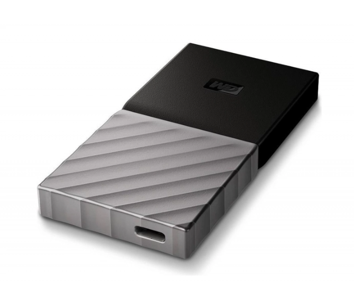 WD My Passport SSD Portable Storage 512GB