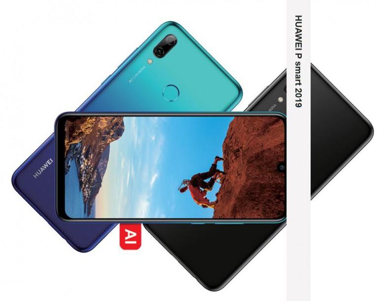 Huawei P Smart 2020 - pierwsze informacje o kolejnym smartfonie Huawei