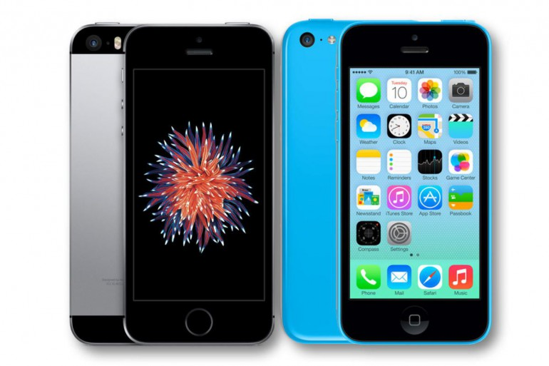 iPhone SE 5c Hero