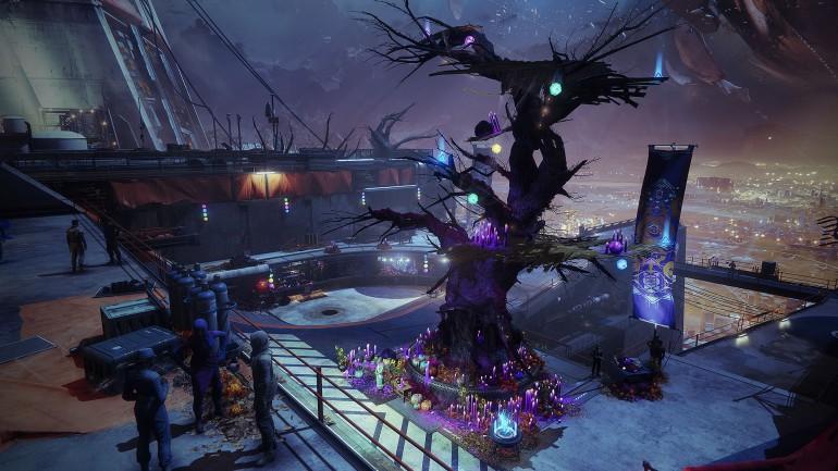 Дата Фестиваля Усопших в Destiny 2