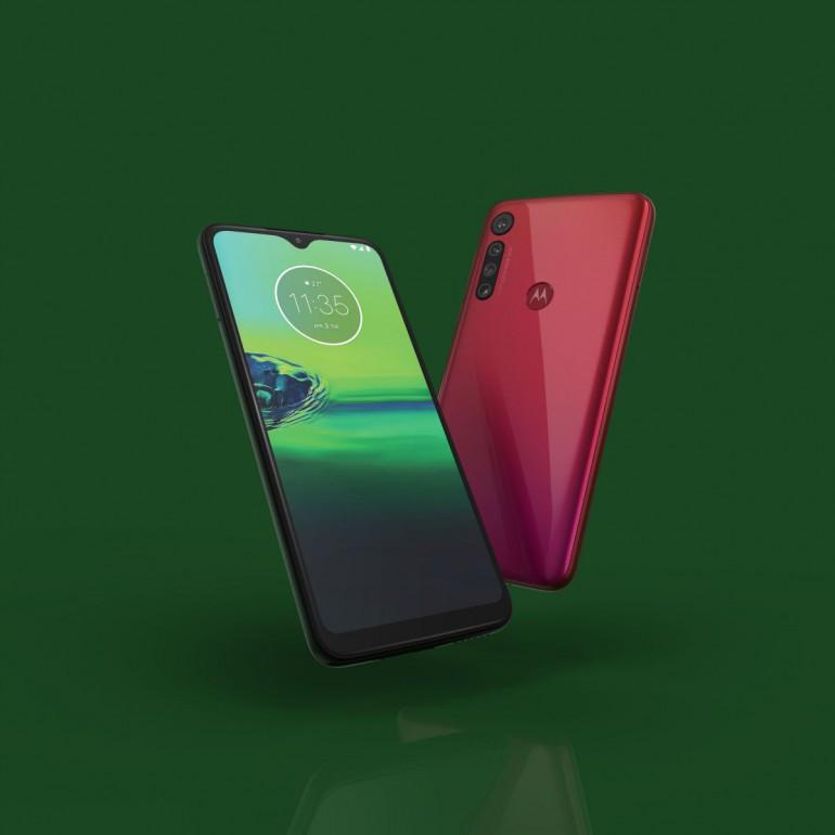 Motorola анонсирует One Macro, Moto G8 Plus, Moto G8 Play и Moto E6 Play