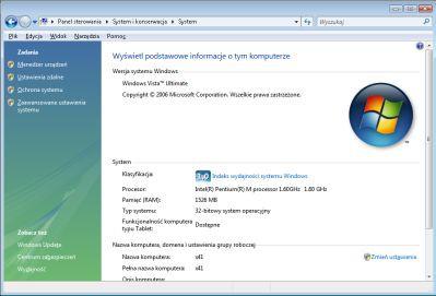 Jak Jest Liczony Indeks Wydajności W Windows Viście Pc