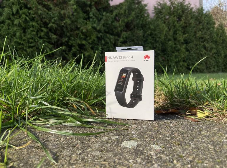 Huawei Band 4 - test pogromcy Xiaomi Mi Band 4