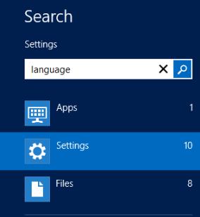 Windows: jak zmienić język?