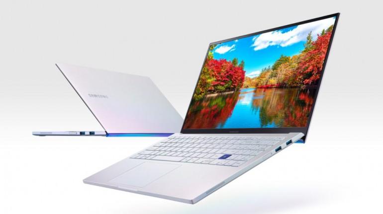 Samsung ujawnia napędzane procesorami Intela 10. generacji laptopy Galaxy Book Ion oraz Flex
