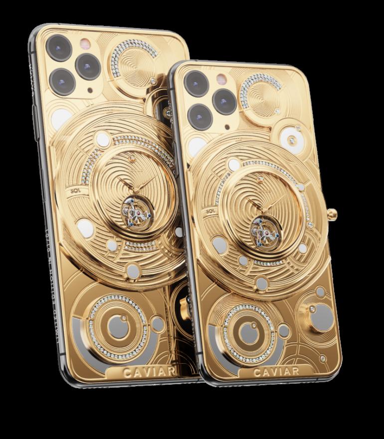 Limitowane edycje iPhone'a 11 Pro Max ze złota kosztują krocie