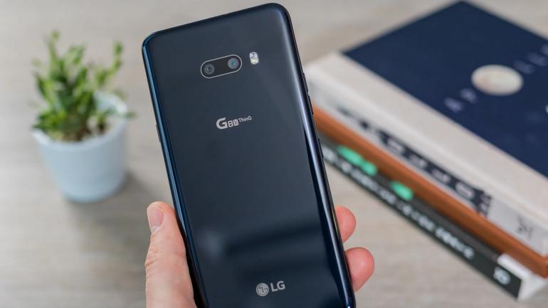 LG G8X ThinQ Dual Screen - recenzja