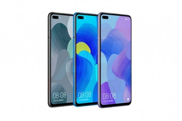 Huawei Nova 6 5G - rendery pokazują dwa obiektywy na froncie [aktualizacja 05.11.2019]