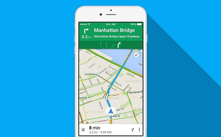 Tryb incognito w Mapach Google już dostępny