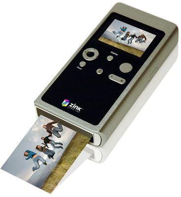 ZINK - kieszonkowy system drukujący bez użycia tuszu
