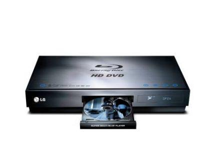 Blu-ray i HD DVD od LG niedługo w Polsce
