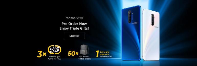 Realme X2 Pro - rusza przedsprzedaż w Europie