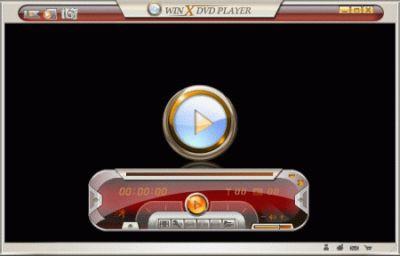 WinX DVD Player - centrum rozrywki