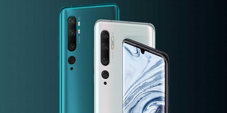 Xiaomi prezentuje nowości, poznajcie smartfony Mi Note 10 i Redmi Note 8T