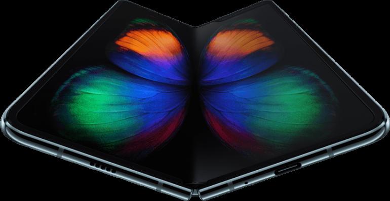 Samsung Galaxy Fold wyprzedany w Chinach w ciągu zaledwie 5 minut!