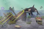 Zoo Tycoon 2: Podwodny Świat w tłoczni