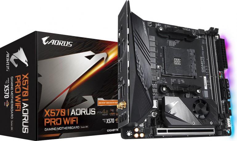 Test płyty głównej Gigabyte X570-I AORUS PRO WIFI