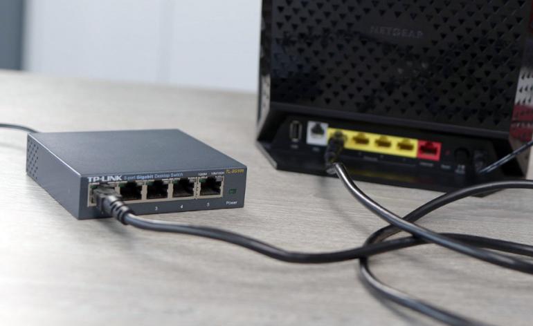 Jak zwiększyć ilość portów w routerze?