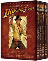 Indiana Jones na czterech płytach