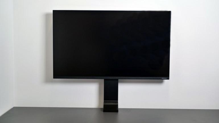 """Samsung The Space SR75 32"""" - sprawdzamy matrycę króla ergonomii"""