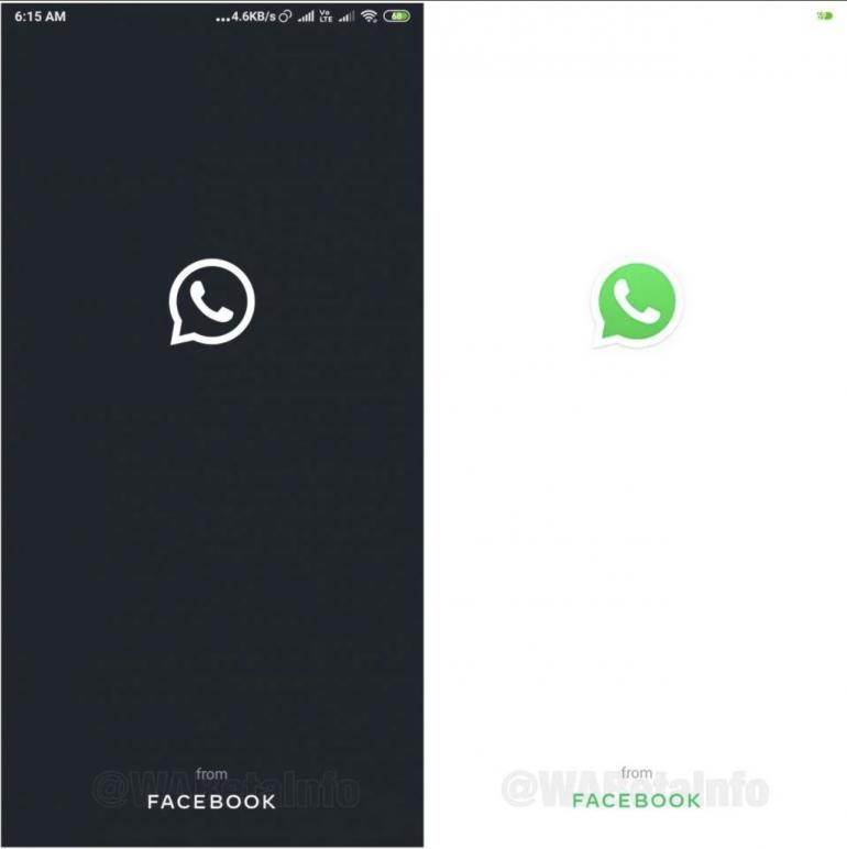 WhatsApp już wkrótce z trybem ciemnym