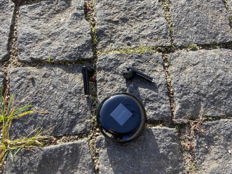 Huawei FreeBuds 3 - test słuchawek True Wireless z inteligentną redukcją szumów