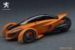 Peugeot prezentuje dziesięć finałowych aut w konkursie Project Gotham Racing 4