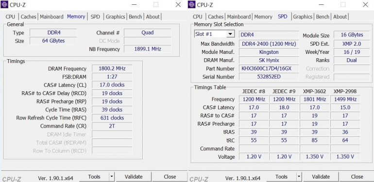 HyperX Predator DDR4 - test szybkich pamięci w 64-gigabajtowym zestawie